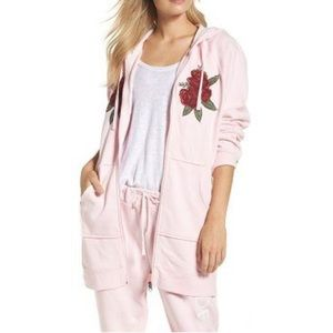 NWT BRUNETTE THE LABEL / BRUNETTE ROSES SWEATER